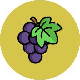 Icono cultivos viñedo