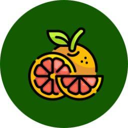 Icono cultivos de cítricos