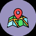 Logo ubicación